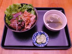 コンビ丼201510